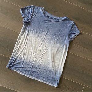 American Eagle Soft & Sexy Crew Neck Shirt (Blue)